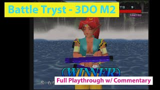 Battle Tryst w/ Commentary - 3DO M2 Konami - Video Game Esoterica - EP 12.1