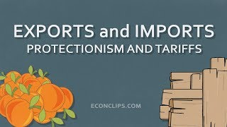 🚧 Exports and Imports | Protectionism, Tariffs and Who Benefits From Them
