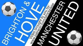🏴 Brighton Vs Manchester United Free Football Prediction  6-30-20  ⚽️ English Premier League