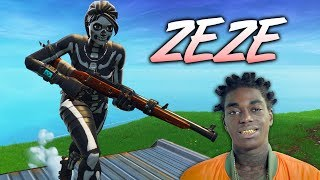 "Fortnite Montage - ""ZEZE"" (Kodak Black, Travis Scott, & Offset)"