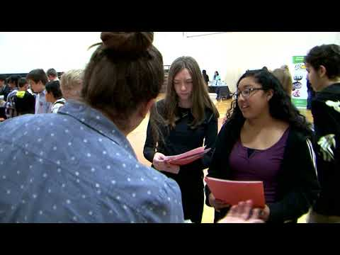 Brentwood Middle School Service Projects Information Fair