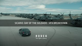 Sicario: Day of the Soldado | VFX Breakdown by Rodeo FX