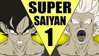 Who Did it Better? - Goku's Super Saiyan Transformation