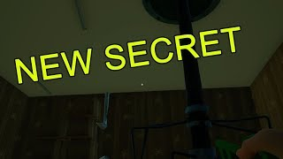 HELLO NEIGHBOR NEW SECRET WAY TO GET THE GREEN KEY