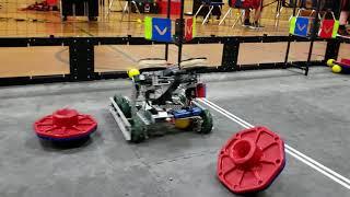 VEX Turning Point - Southland Robotics  Camp 2018