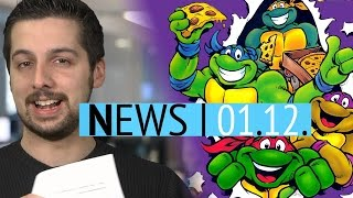 Turtles-Spiel von den Bayonetta-Machern - Technik-Probleme in Just Cause 3 - News