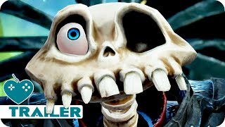 MediEvil Trailer (2019) PS4 Game