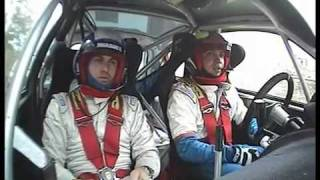 INCIDENTE Rally Crash da ridere.