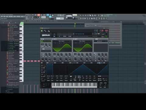 Making a simple Tropical House Music [Fl Studio 12] [Free flp download]