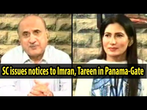Breakfast With Sajjad Mir | 8 November 2016 | SC issues notices to Imran in Panama-Gate