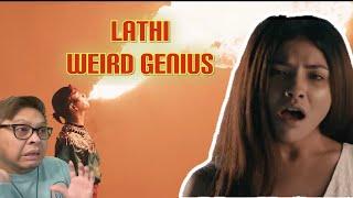 FIL-BRIT REACTS TO - LATHI - WEIRD GENIUS FT. SARA FAJIRA 9OFFICIAL MUSIC VIDEO)
