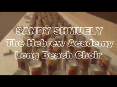 Holocaust Memorial-Sandy Shmuely &The Hebrew Academy-long beach choir יזכרם