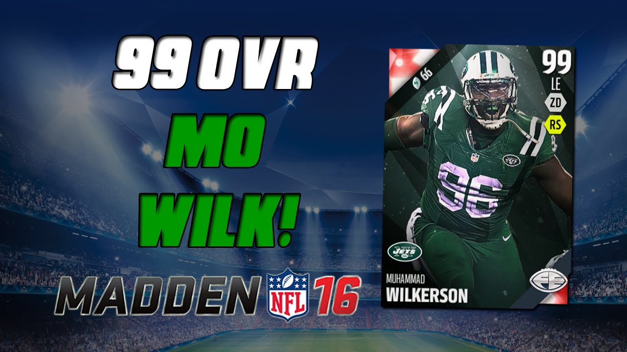 99 Overall Muhammad Wilkerson