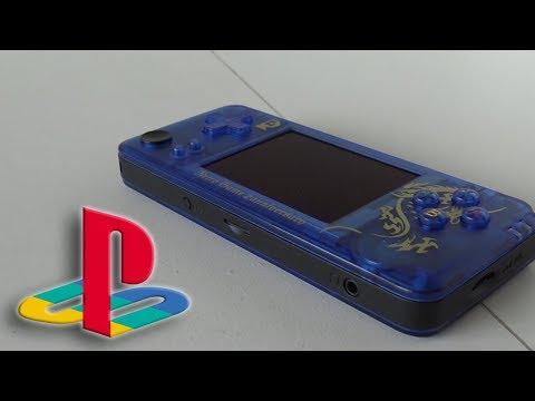 PS1 / Playstation Testing | Retro Game Plus 2 Anniversary Edition Emulation Handheld