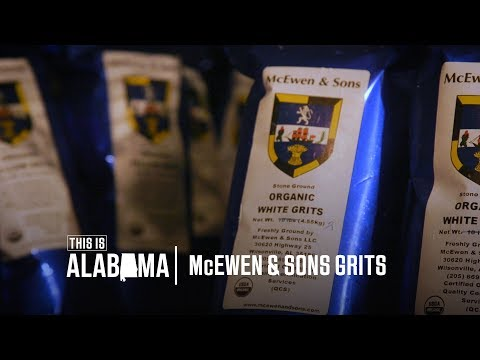 McEwen & Sons Grits | This is Alabama