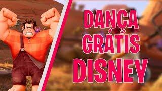 FREE DISNEY DANCE AT FORTNITE (DETONATE RALPH)