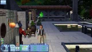 Les Sims 3 générations - Voyage en Chine (suite vidéo 2/partie 4) [ HD ]