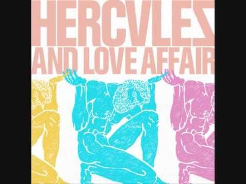 Hercules & Love Affair - Athene (Album Version)