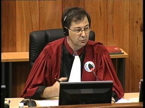 Session 1 - 28 April 2009 - Case 001 - En/Fr