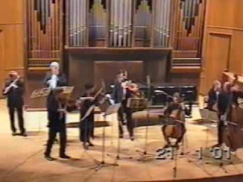 И.С. Бах  - Канцона ре минор (BWV 588)