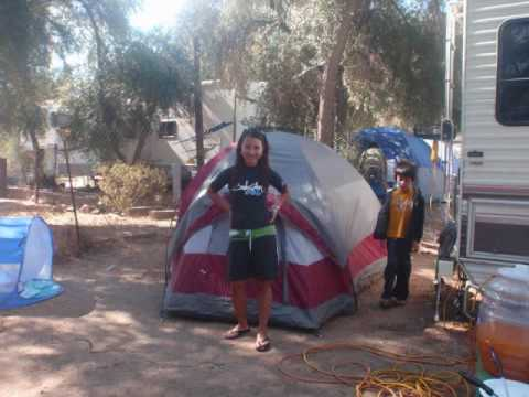 Piru lake camping 2010 youtube for Lake piru fishing report