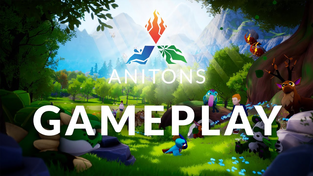 Anitons - Prototype Gameplay Trailer