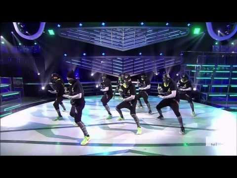 KRNFX x KINJAZ  ABDC Season 8 Week 4 The Dancebox
