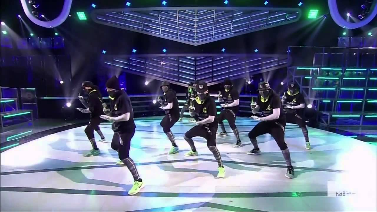 KRNFX x KINJAZ | ABDC Season 8 Week 4