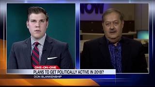 Dan Thorn: Don Blankenship Interview