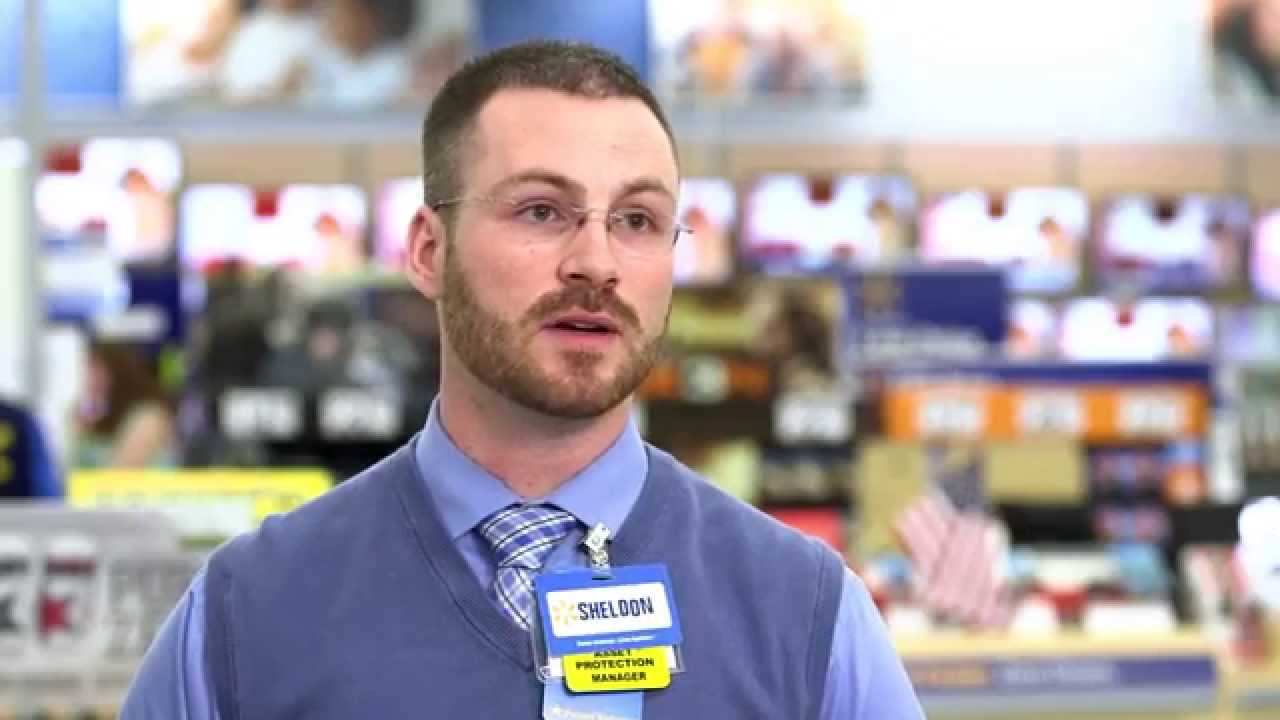 Sheldon Parise Finds a Home at Walmart After Serving His Country ...