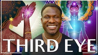 5 Secrets to OPEN Your Third Eye | How to Open Your THIRD EYE
