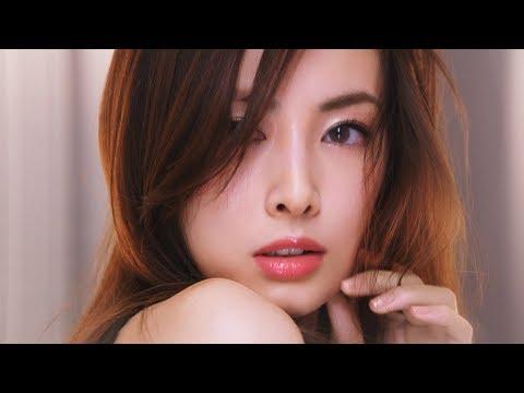 北川景子、反則技の笑顔とあでやかな唇披露 「エスプリーク」新CM