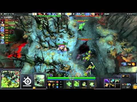 ASUS Clash of Titans #2 - ThePrime Arvore vs WEST Jakarta - Game 1