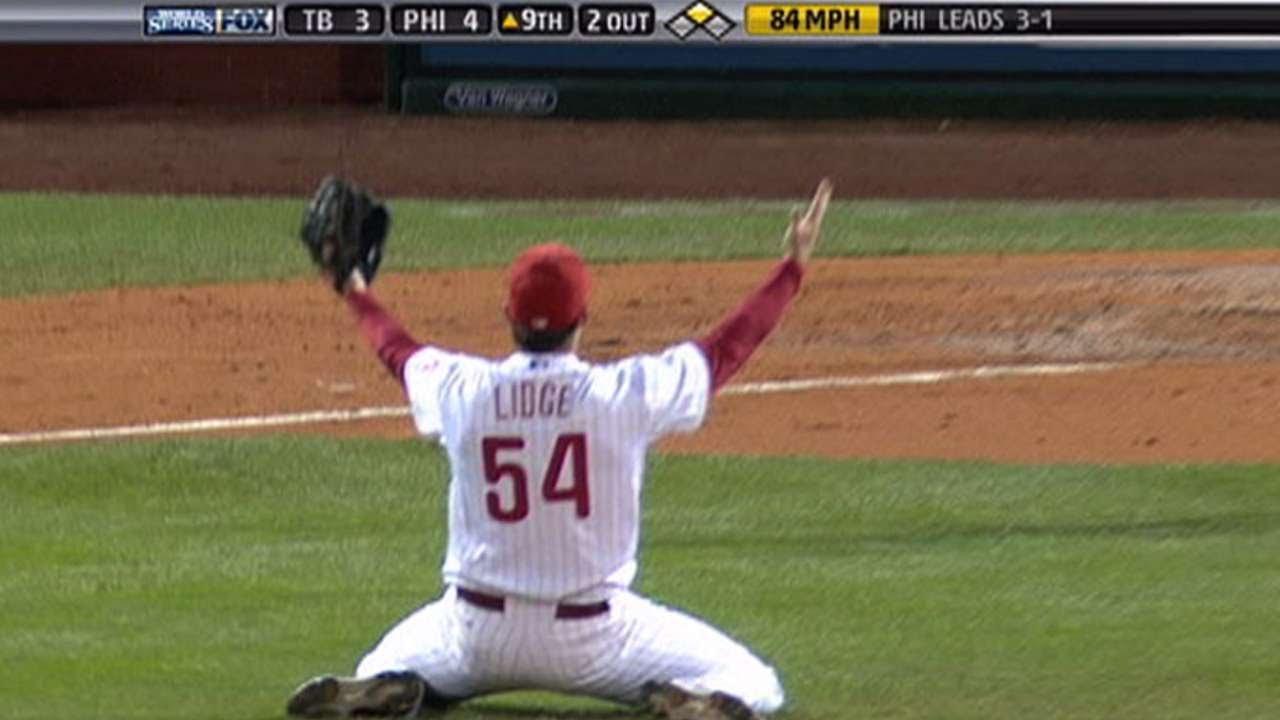 Kalas Call Of The Phillies Winning World Series