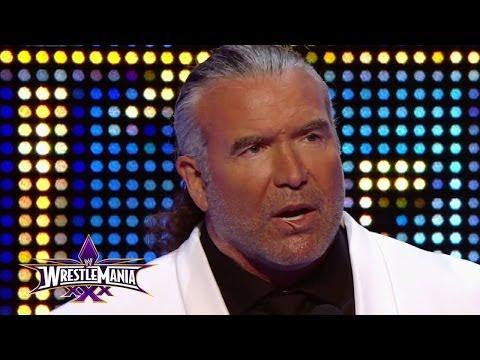 A sneak peek at Razor Ramon's 2014 WWE Hall of Fame Induction Speech