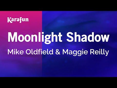Karaoke Moonlight Shadow - Mike Oldfield *