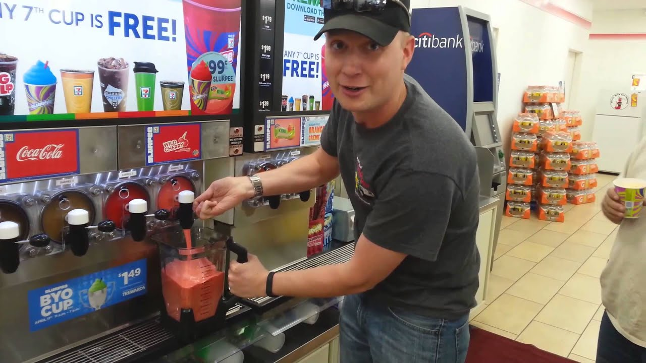 It's 7-Eleven Day, which means free Slurpees for all. Here's what you need to know about America's favorite slush