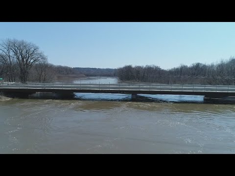 Minnesota Floodwaters On The Rise