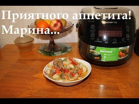 Лагман в мультиварке суп