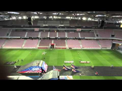 Nitro Circus Moto Mayhem - Nice - Allianz Riviera - Juin 2015