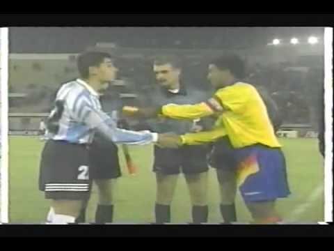 ECUADOR - COPA AMERICA BOLIVIA 1997