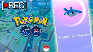 🔴 REGISTRO A MANTYKE!! | Buscando al shiny perdido en Pokémon GO