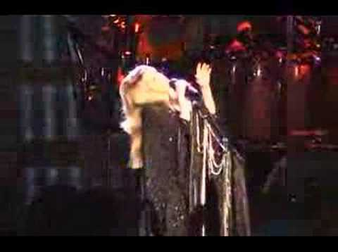 Stevie Nicks - Stand Back Live Concord, CA. 2005