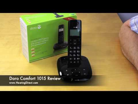 Doro Comfort 1015 Review