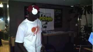 Boom! Shake da Roof @ Pier 7 With DJ Dark Energy