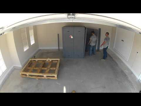 Atlas Safe Room Install Time Lapse - YouTube