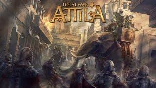 МАВР СДЕЛАЛ СВОЕ ДЕЛО (ЗРИ vs ГУННЫ) Total War: Attila Режим