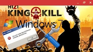 H1Z1: KotK D3D Error Fix for Windows 7 - Run Game In Windowed Mode