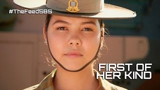 Kbora Ali: first Afghan woman in the Australian Army- The Feed