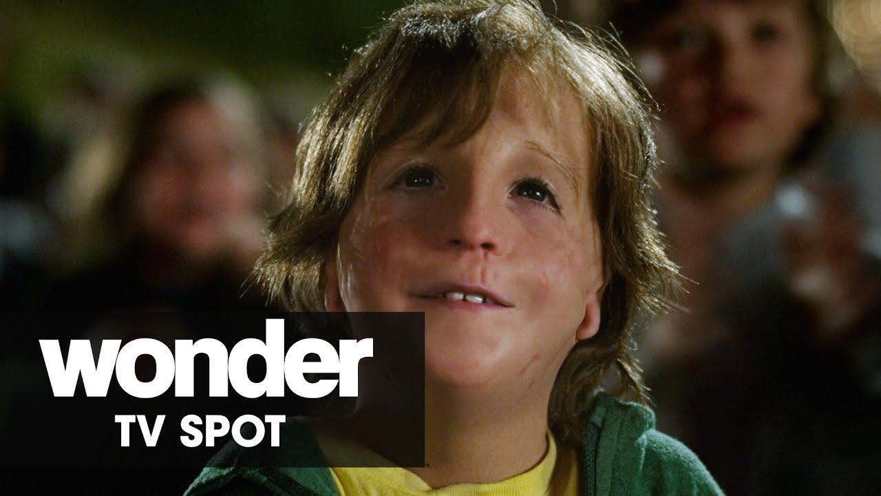 """Wonder (2017 Movie) Official TV Spot - """"Show Them"""" – Julia Roberts, Owen  Wilson"""